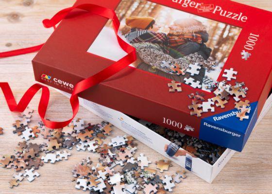 Personalized Photo Jigsaw Puzzle