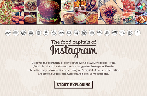 Названа самая популярная еда в инстаграме (фото 1)